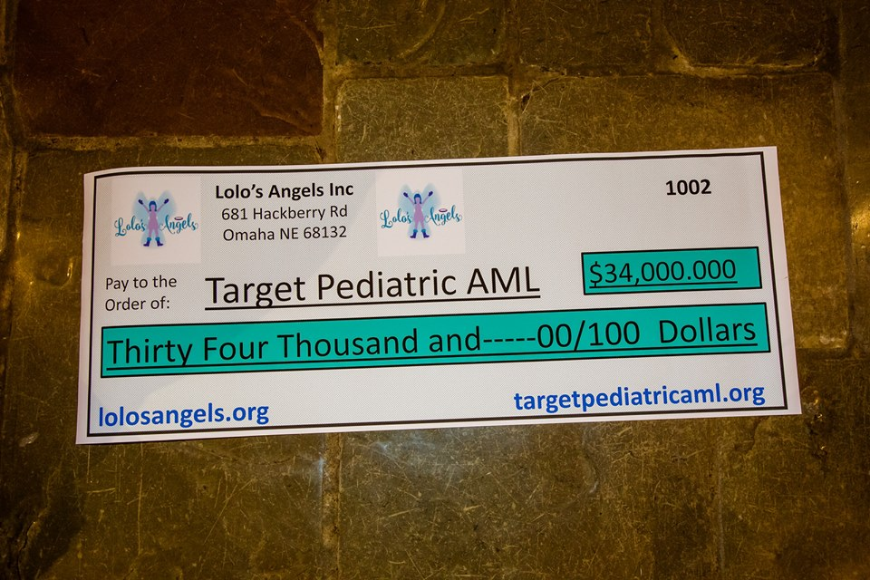 Donation to TpAML